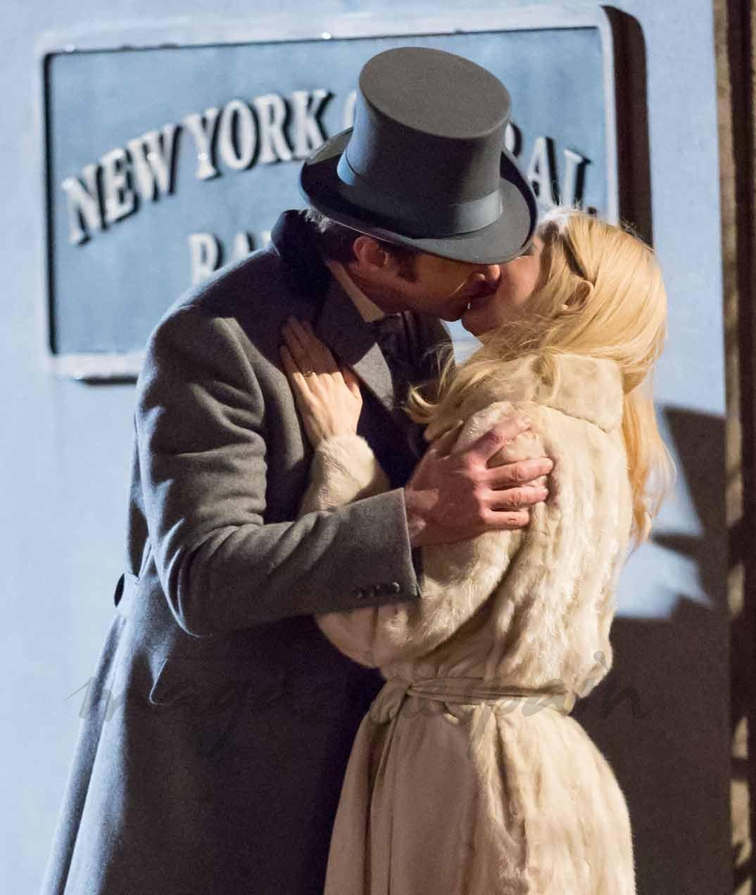 Hugh Jackman y Michelle Williams