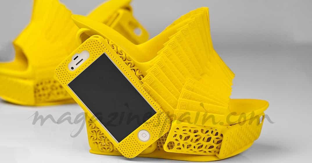 Lleva tu iPhone en el zapato… ¿Te atreves con los «Zapatófonos»?
