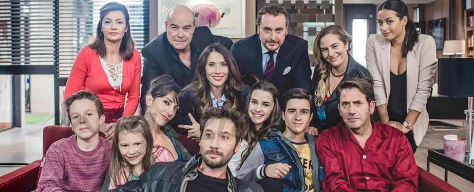 'iFamily', la nueva comedia familiar de RTVE