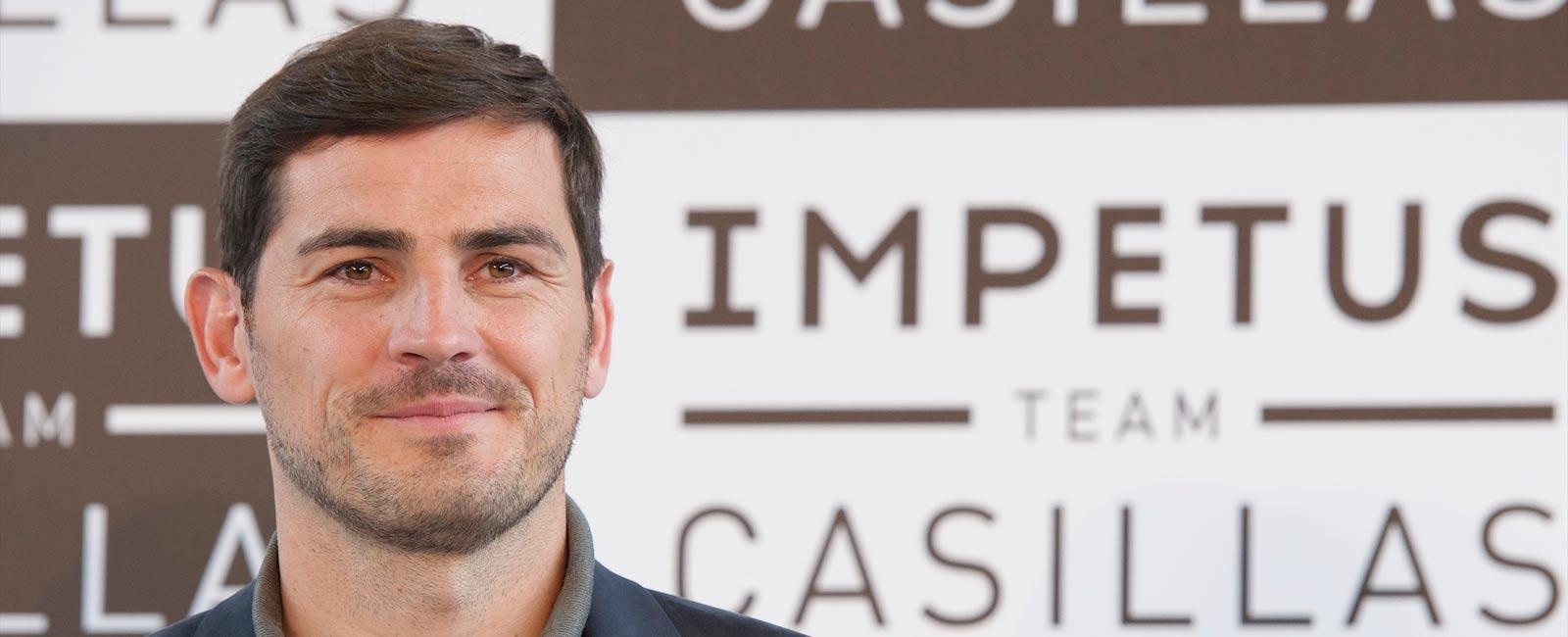 Iker Casillas y Rambo