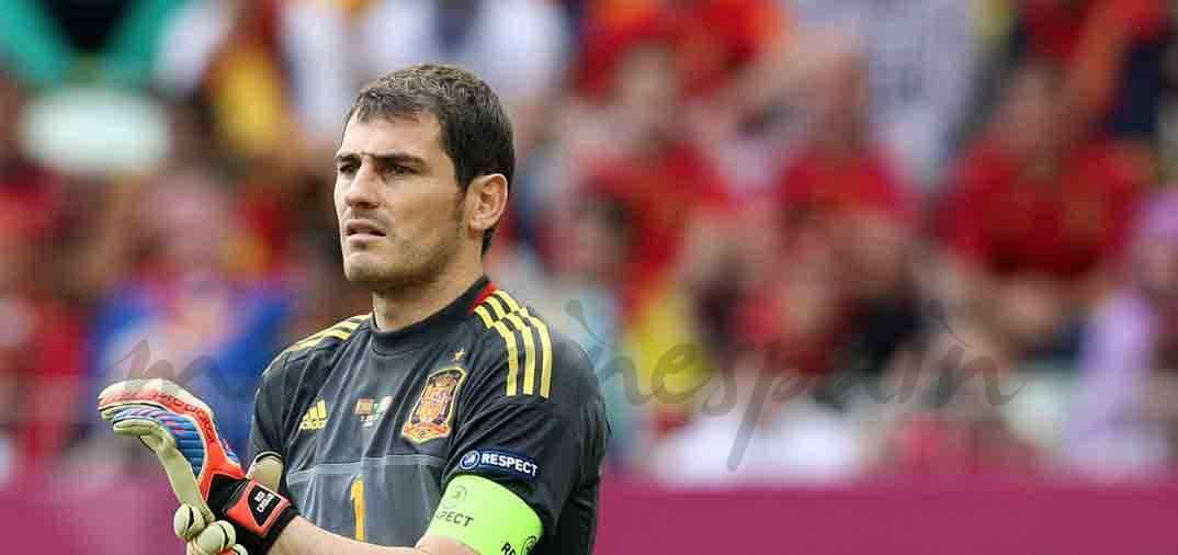 Iker Casillas deja el Real Madrid