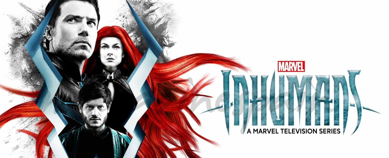"""""""Inhumans"""", la nueva serie del universo Marvel"""