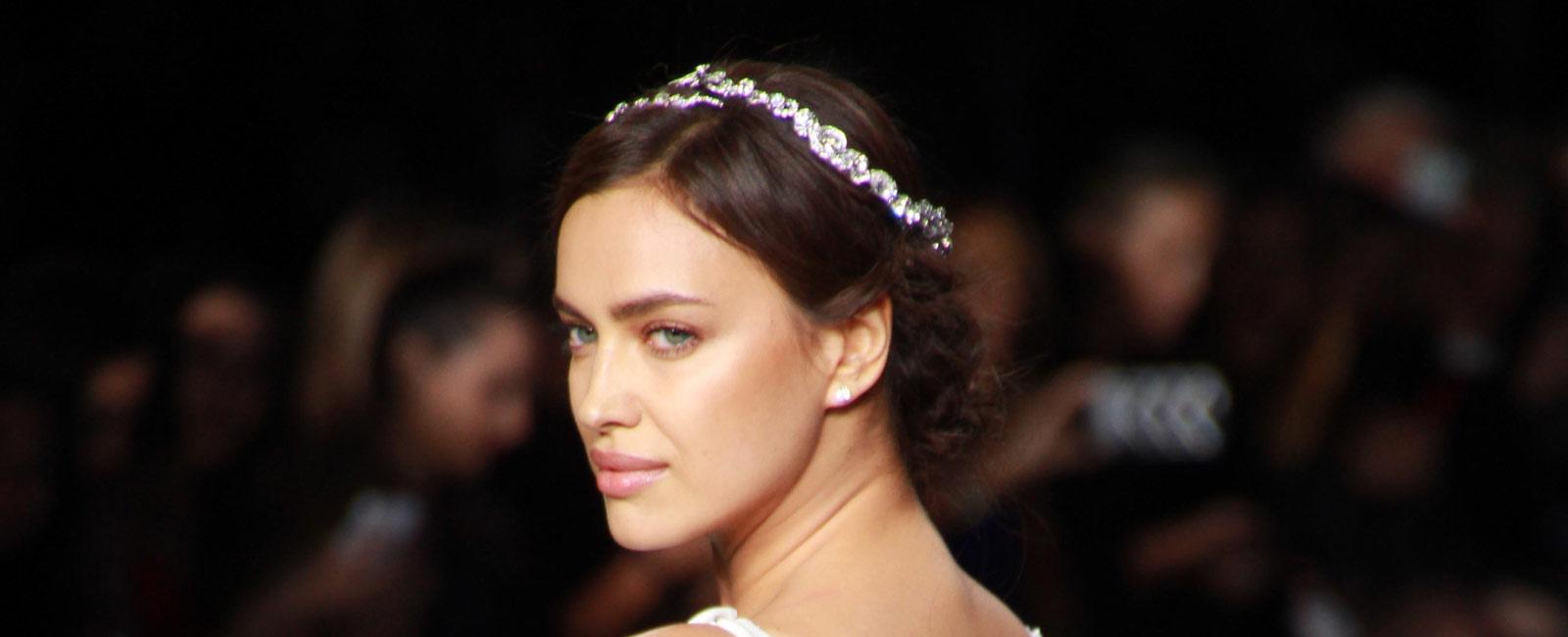 Irina Shayk, protagonista de la nueva colección de Pronovias