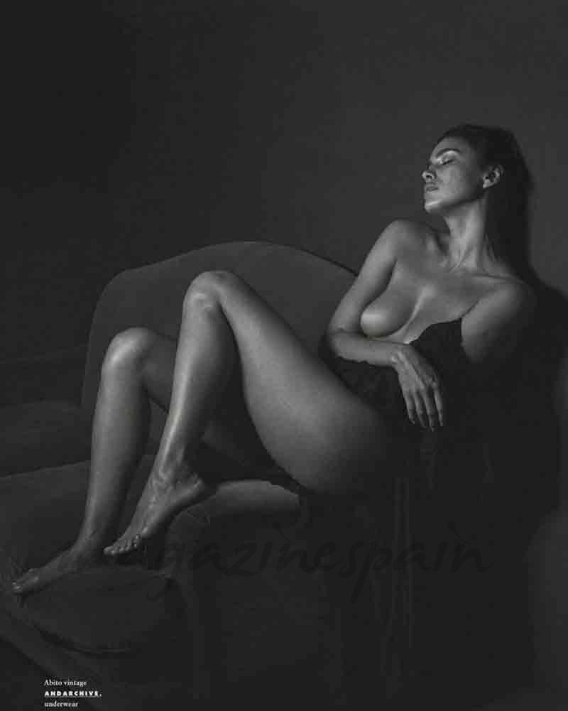 irina shayk desnuda en instagram