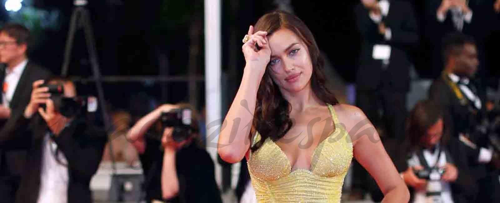 Irina Shayk y Adriana Lima cambio total de look