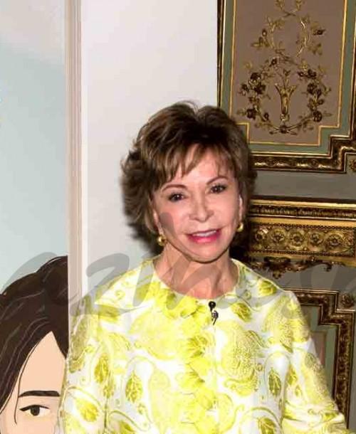 """Isabel Allende presenta en Madrid, """"Más Allá del invierno"""""""