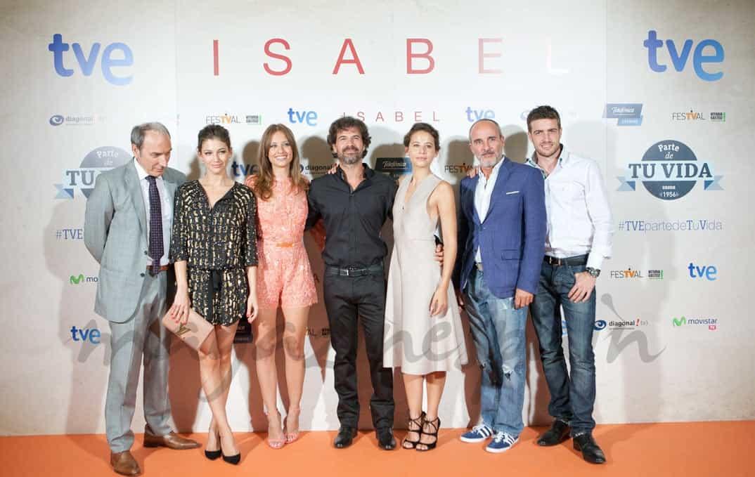 """""""Isabel"""" presentación nueva temporada"""