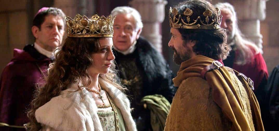 Vuelve la reina «Isabel»