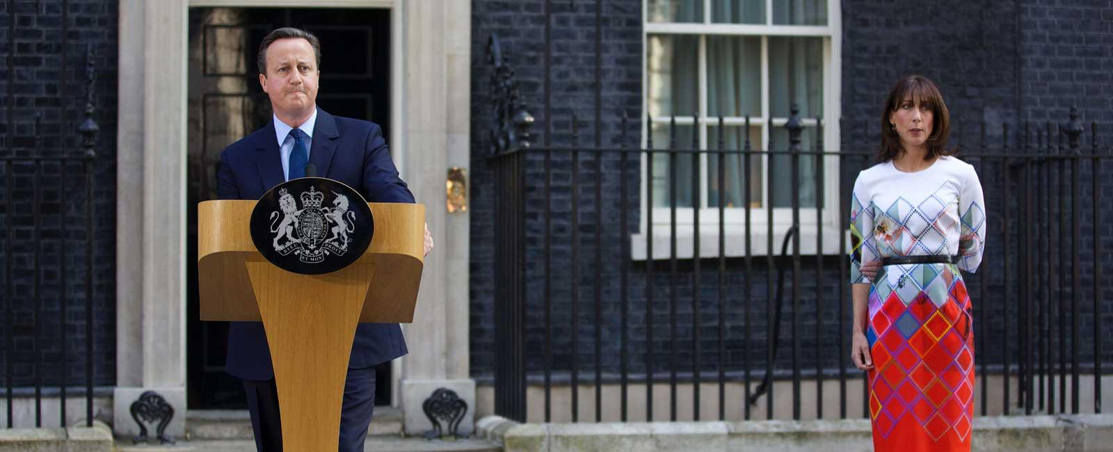 Gana el Brexit y David Cameron anuncia la salida de Europa del Reino Unido