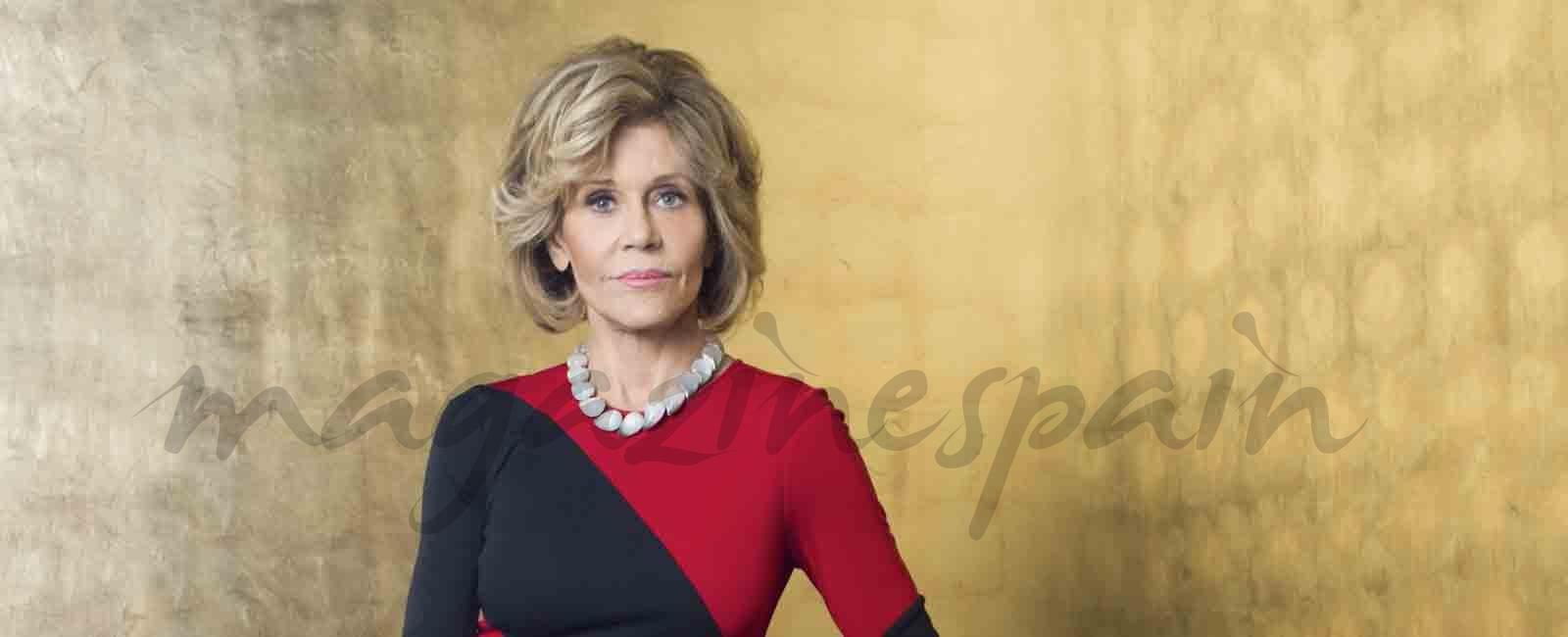 Así eran, Así son: Jane Fonda 2007-2016