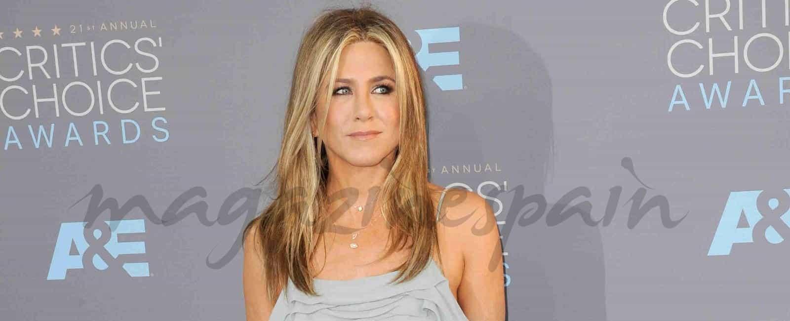 Jennifer Aniston no se siente considerada profesionalmente en su país