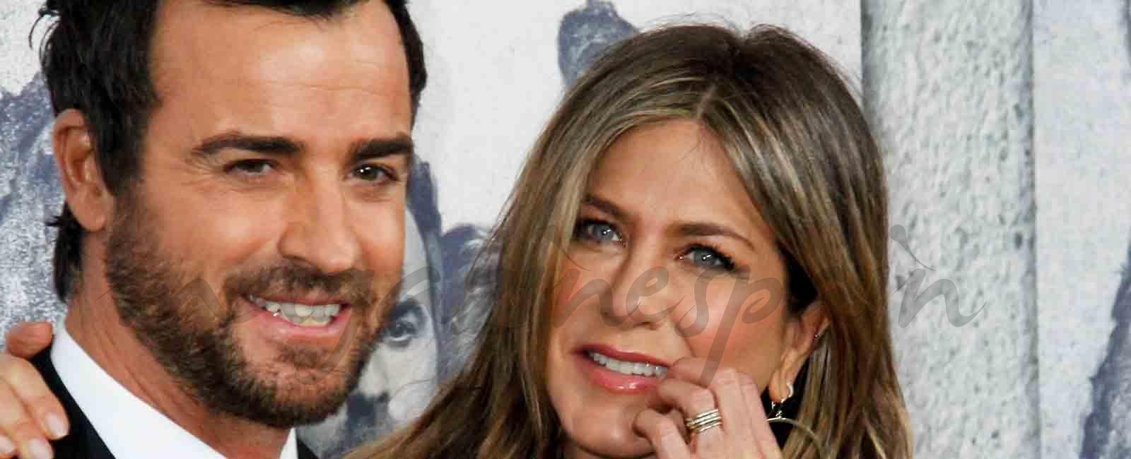 Jennifer Aniston, fan número uno de su marido, Justin Theroux