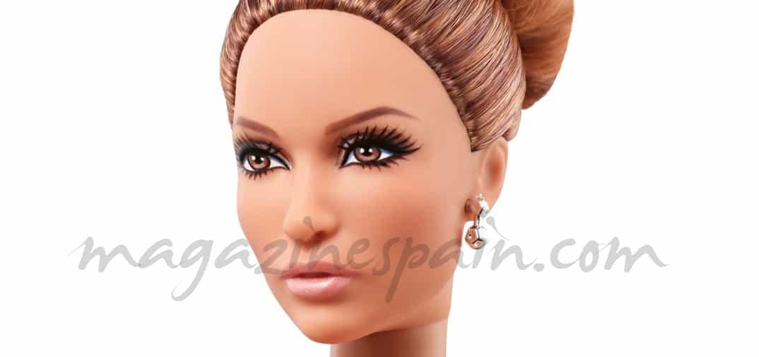 Jennifer López, muñeca Barbie
