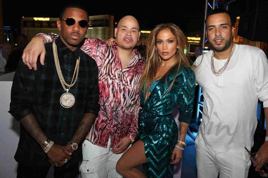 Jennifer Lopez Cumple 47 A 241 Os Acompa 241 Ada Por Cristiano