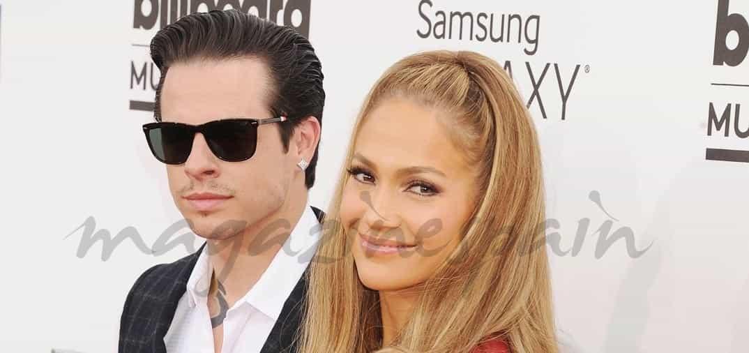 Jennifer Lopez se reconcilia con Casper Smart