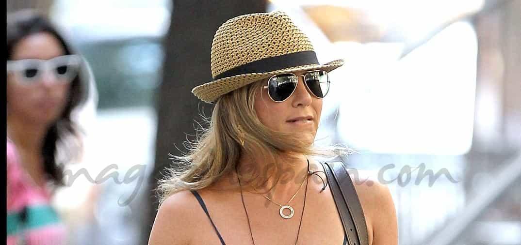 Jennifer Aniston y Justin Theroux anuncian su boda en Los Ángeles