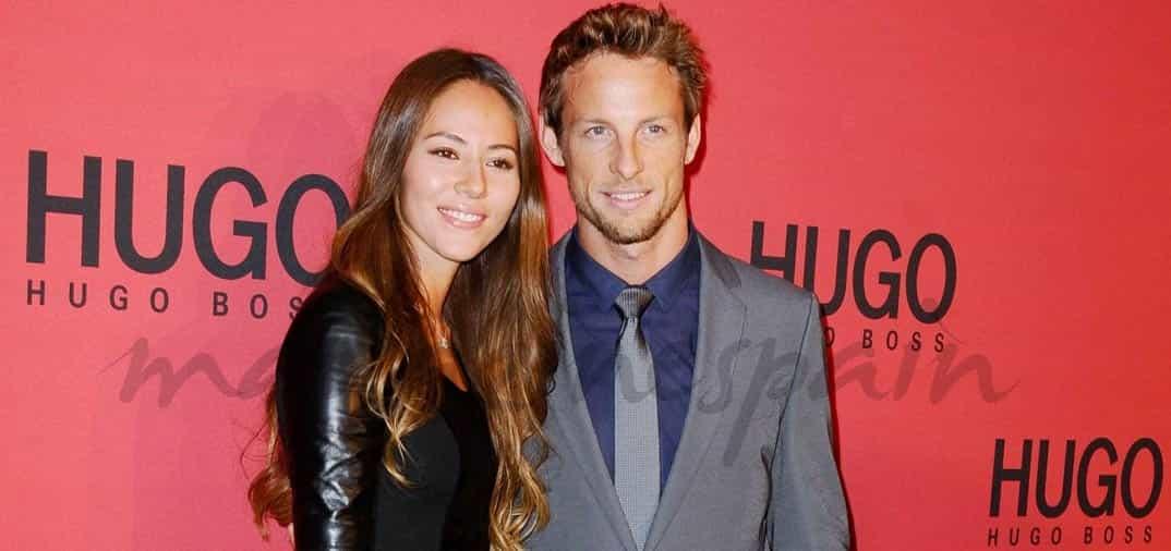 35 millones de libras, podría costarle el divorcio a Jenson Button