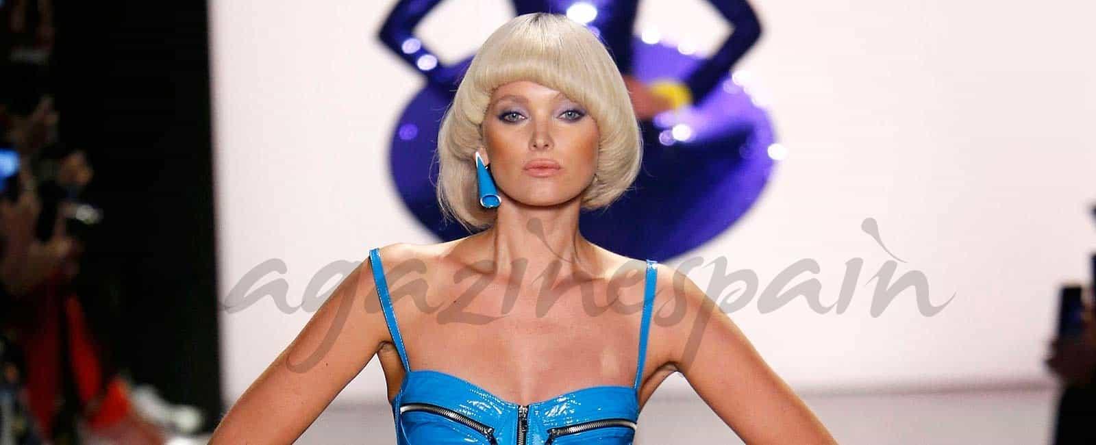 New York Fashion Week Primavera-Verano 2017 jeremy scott