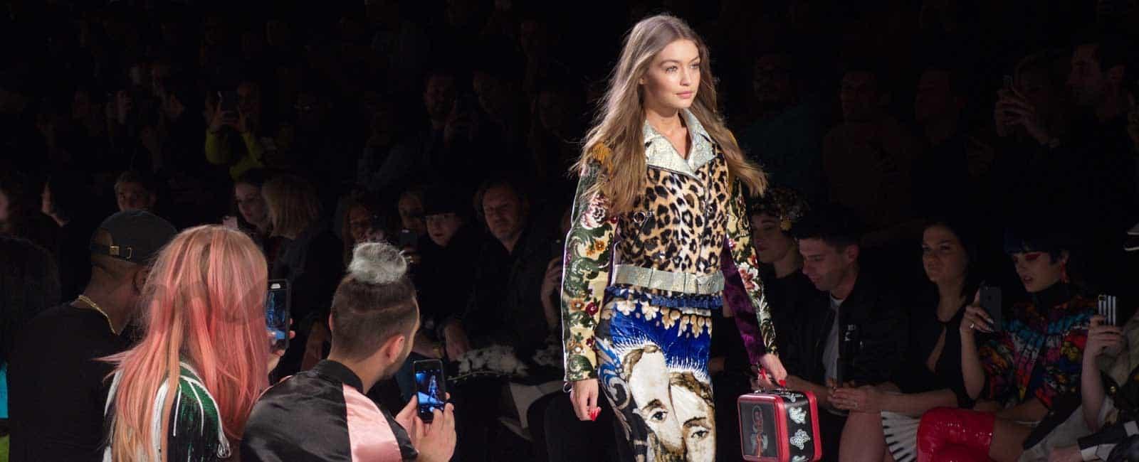 New York Fashion Week Otoño-Invierno 2017-18: Jeremy Scott