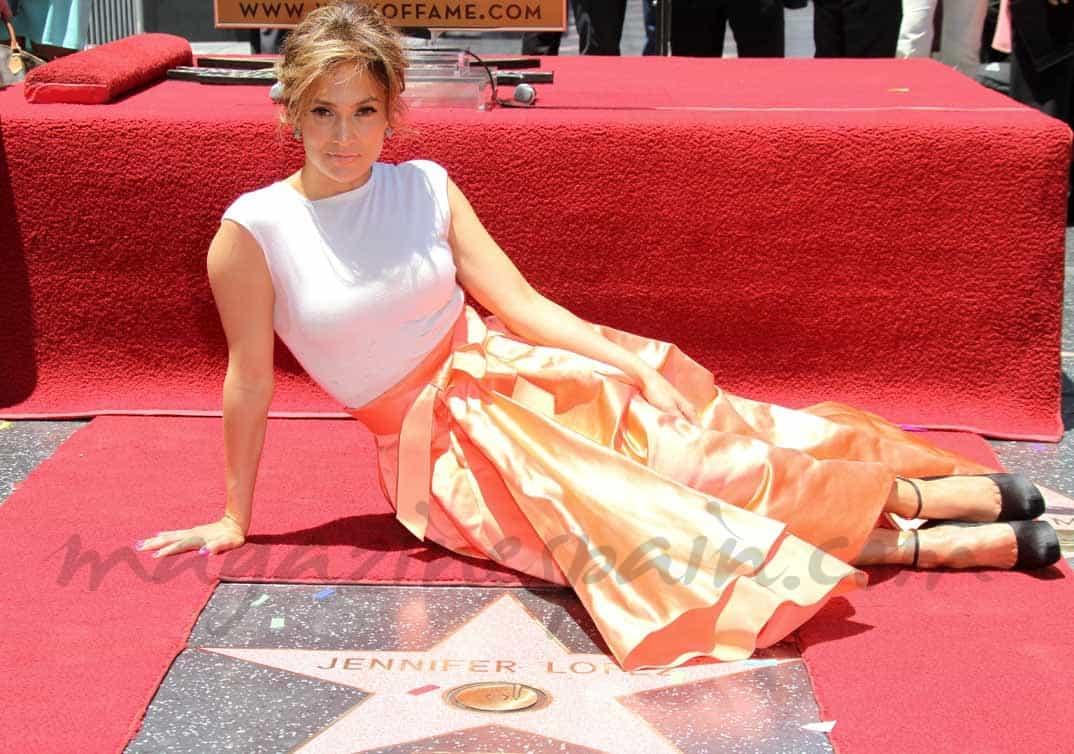 Jennifer López estrella