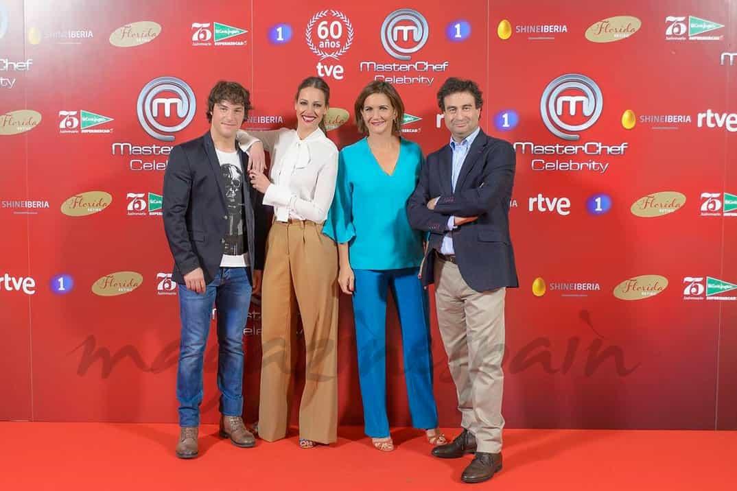 Jordi Cruz, Eva González, Samantha Vallejo Nájera y Pepe Rodríguez © RTVE