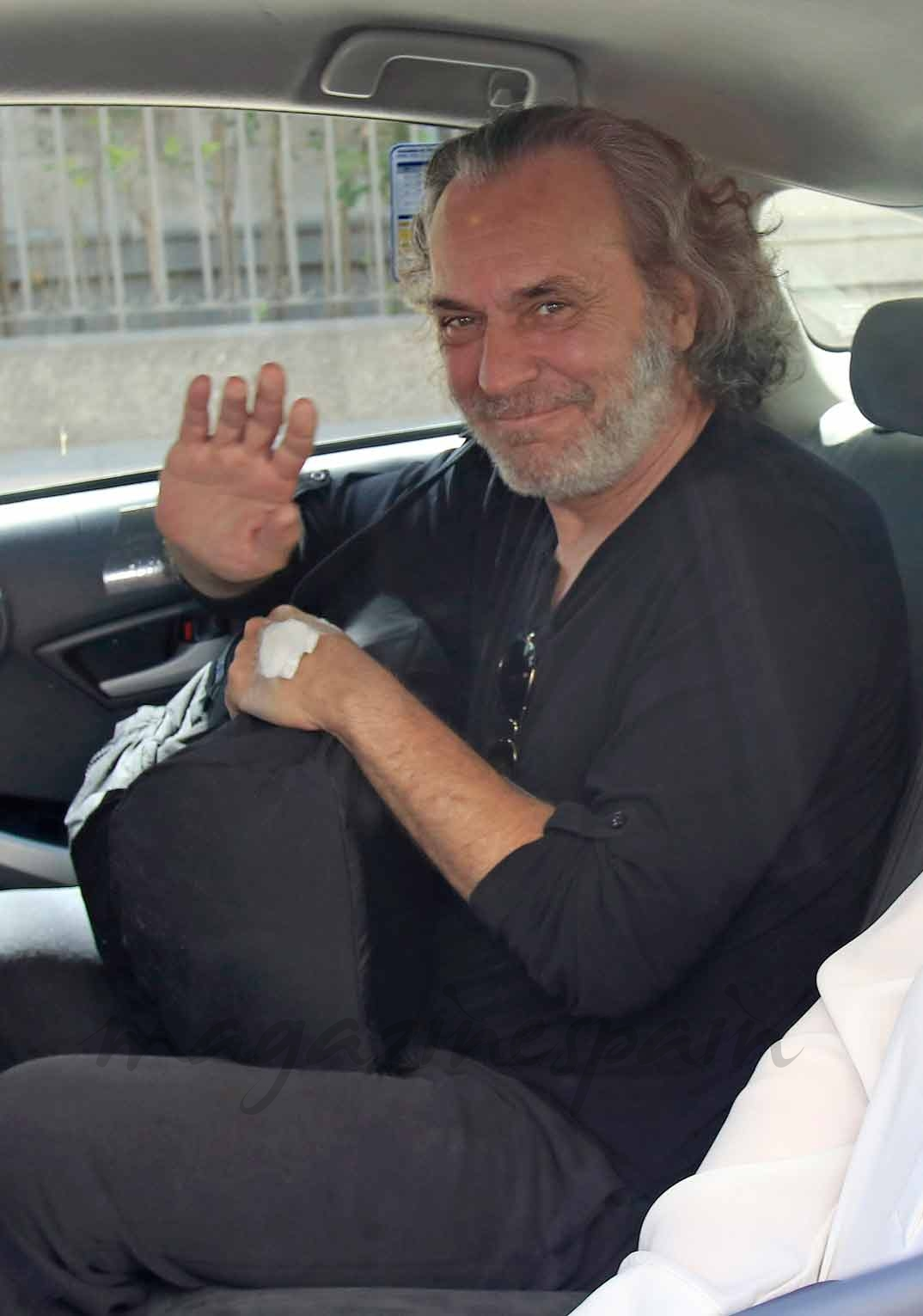 José Coronado recibe el alta hospitalaria