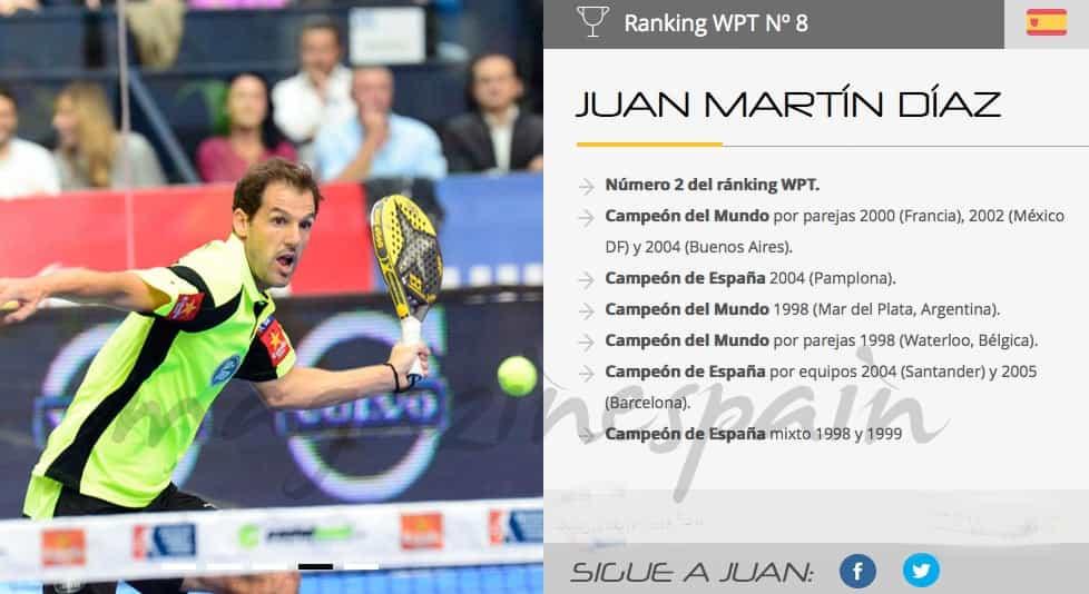 juan martin diaz campeon del mundo