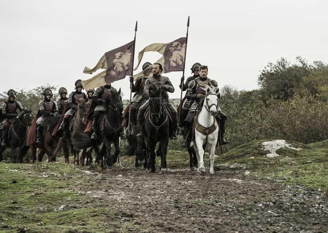 Juego de Tronos - Sexta Temporada- Último Capítulo - © HBO