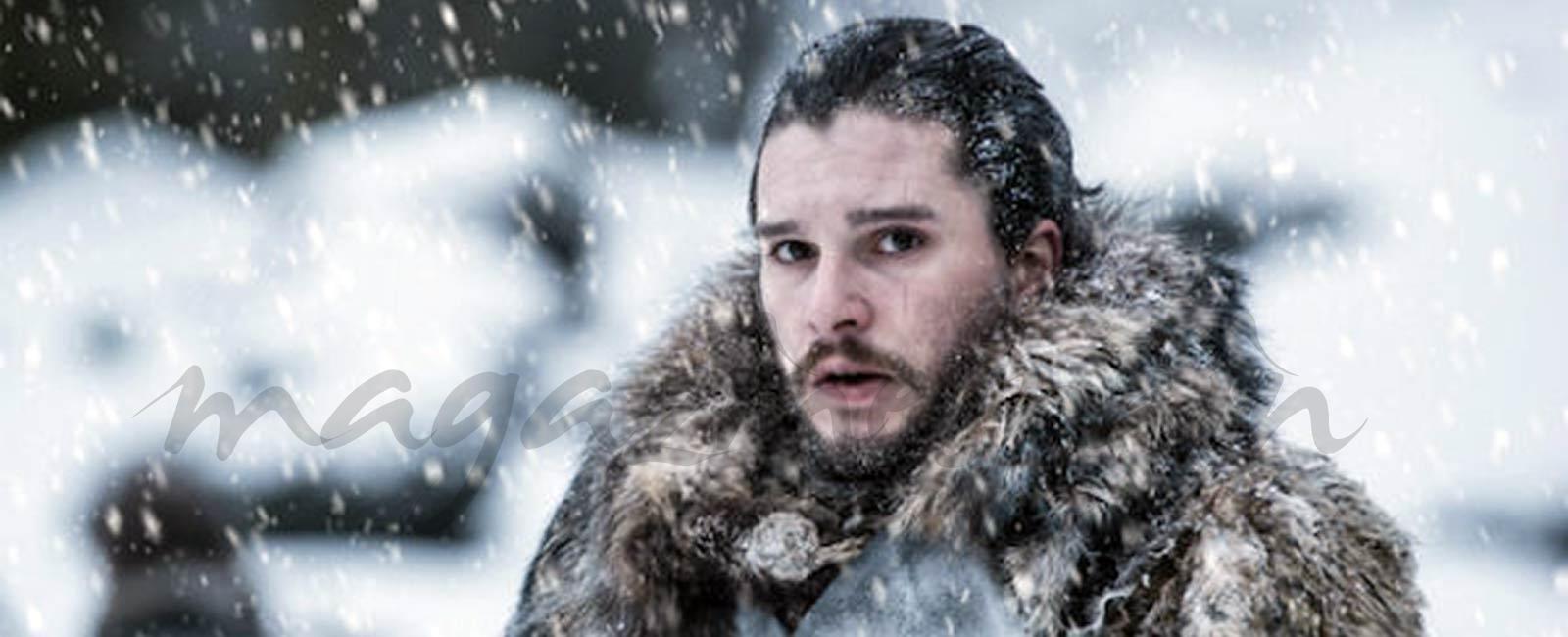 Kit Harington confiesa que lloró con el final de 'Juego de Tronos'