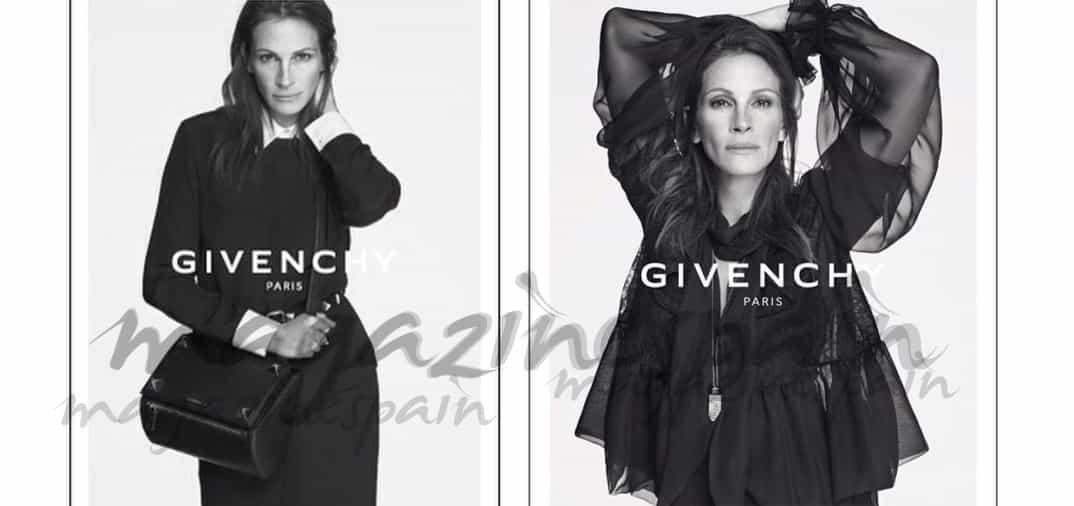Julia Roberts para Givenchy