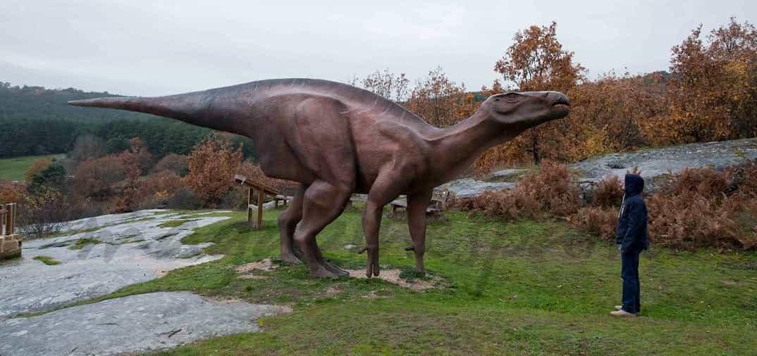 Jurassic Park Burgalés