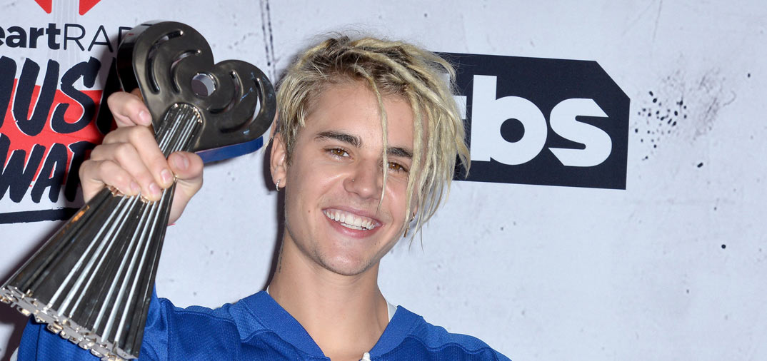 Taylor Swift, Justin Bieber y Selena Gómez triunfan en los iHeartRadio Music Awards