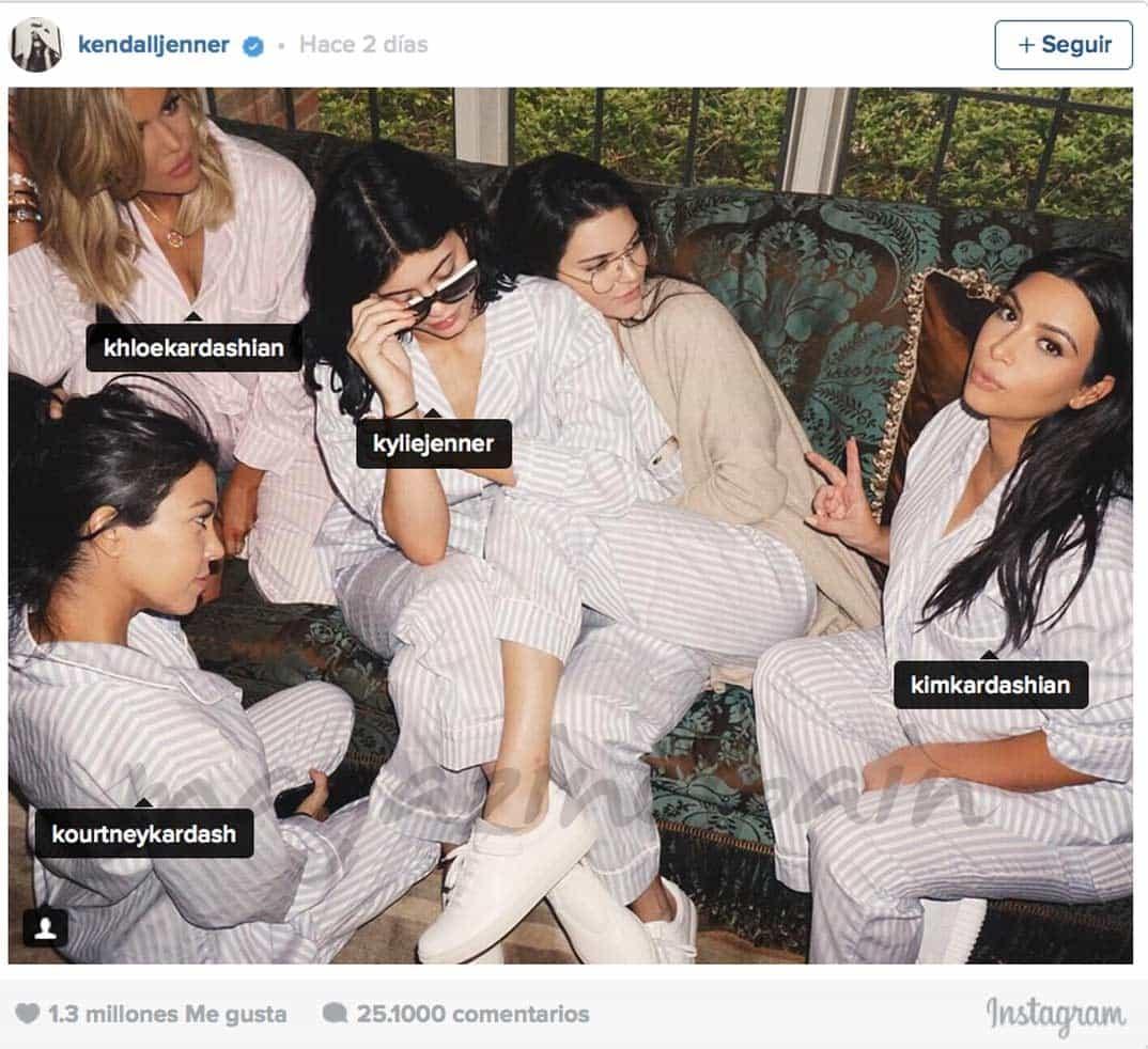 Kendall Jenner © Instagram