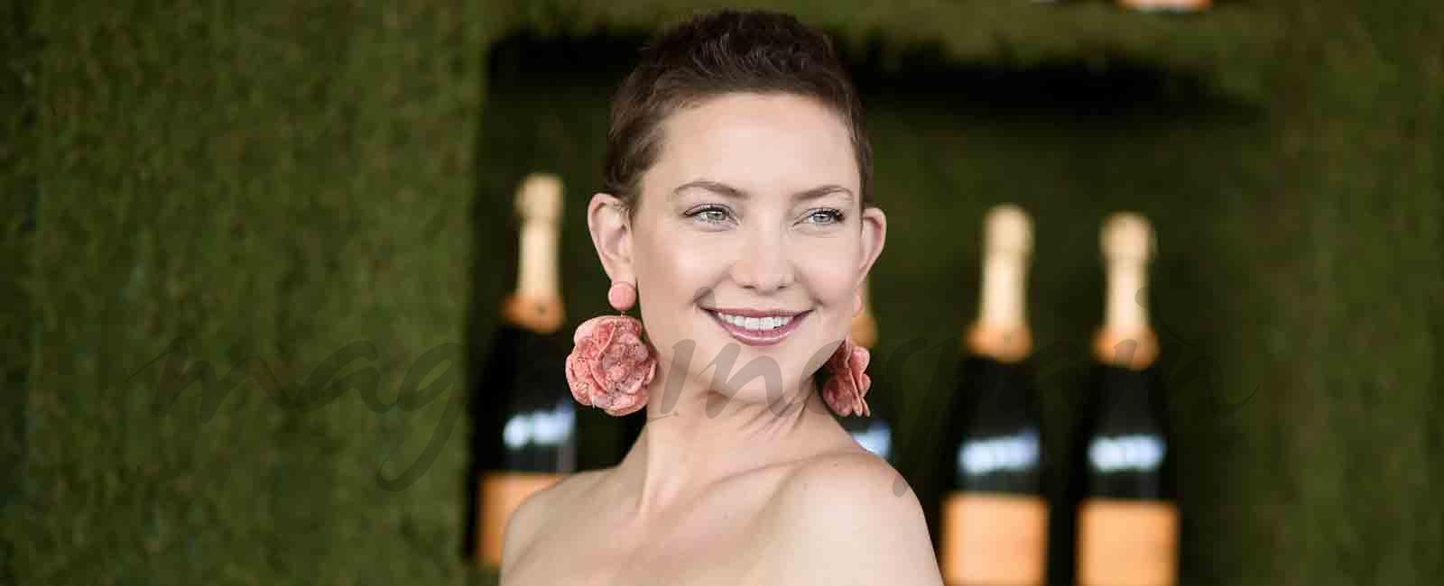 Kate Hudson se apunta a la moda flamenca