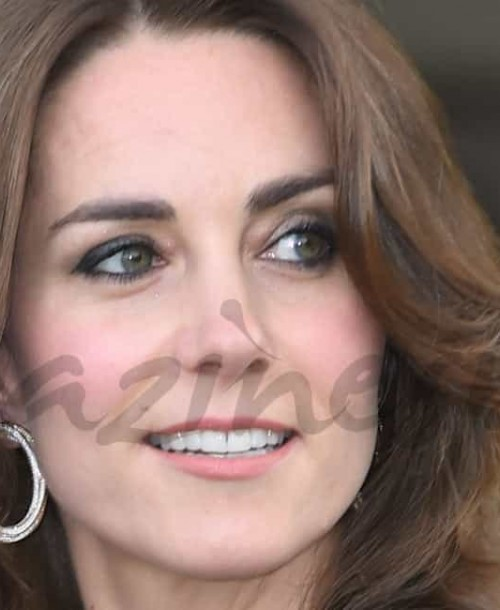 Kate Middleton, cena de gala en los jardines de palacio