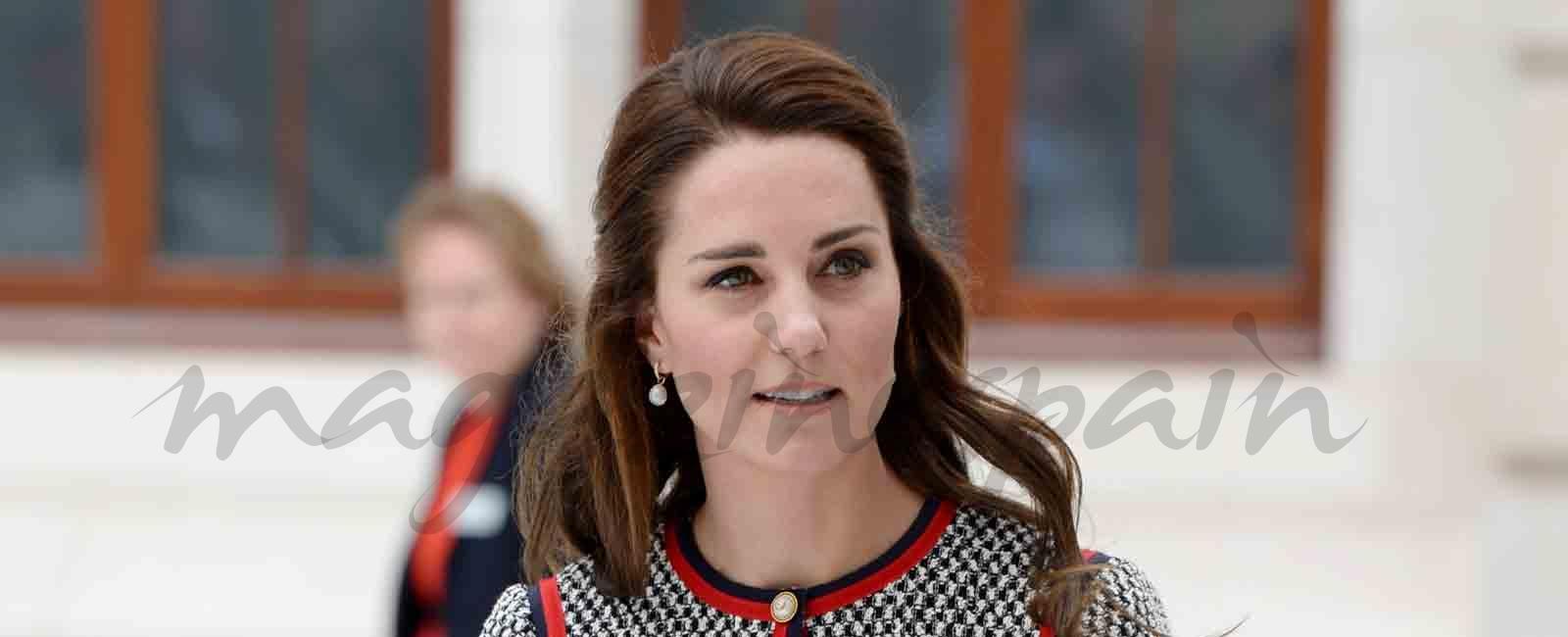 Kate Middleton a lo Jackie Kennedy