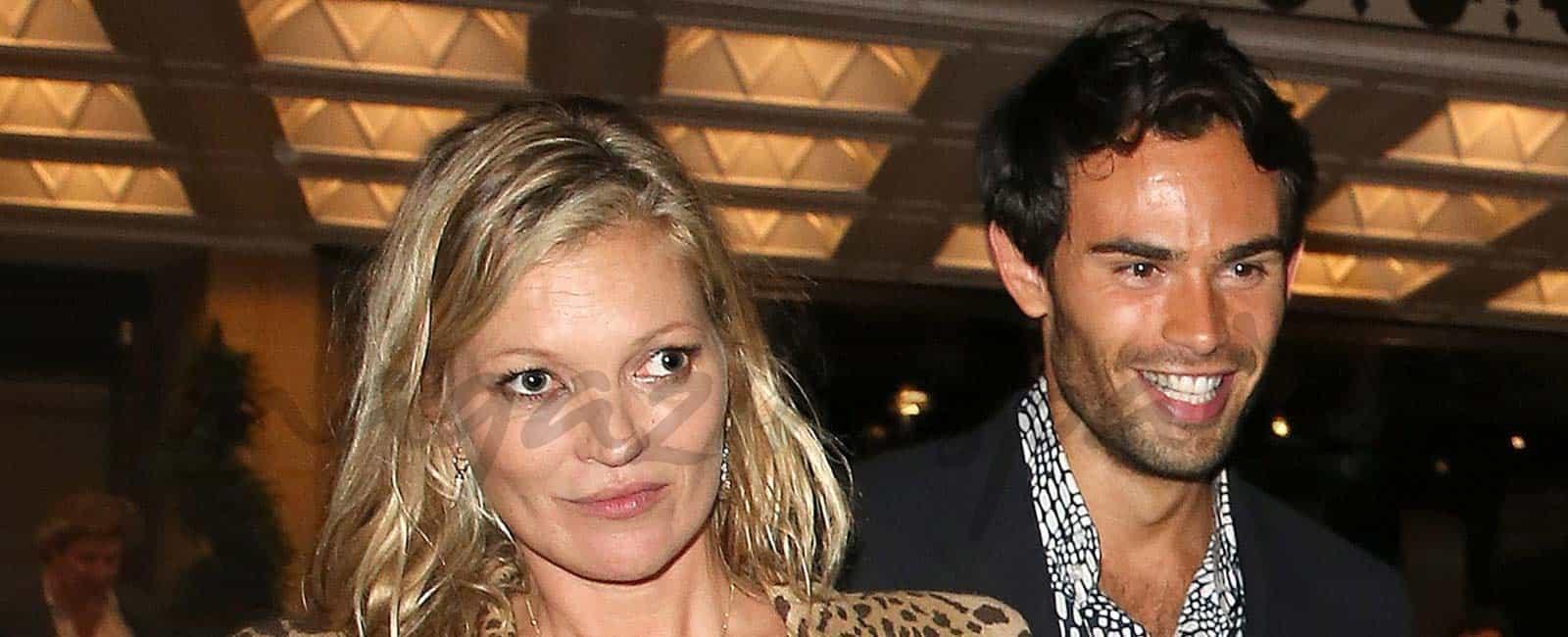Kate Moss y su nuevo amor, Mark Francis Vandelli