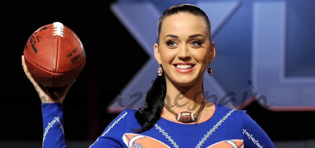 Katy Perry, verán su actuación, 100 millones de personas