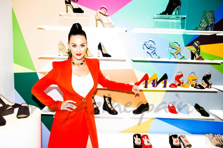 katy perry su primera coleccion de zapatos