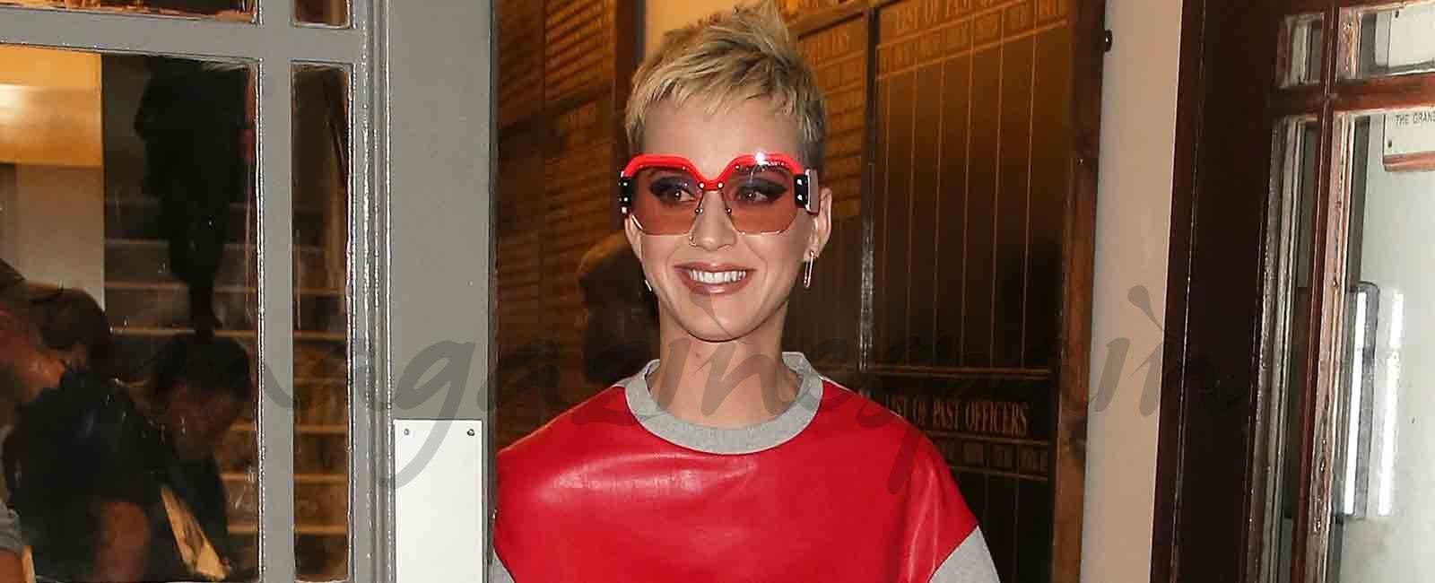 """Katy Perry habla de su """"guerra"""" con Taylor Swift"""