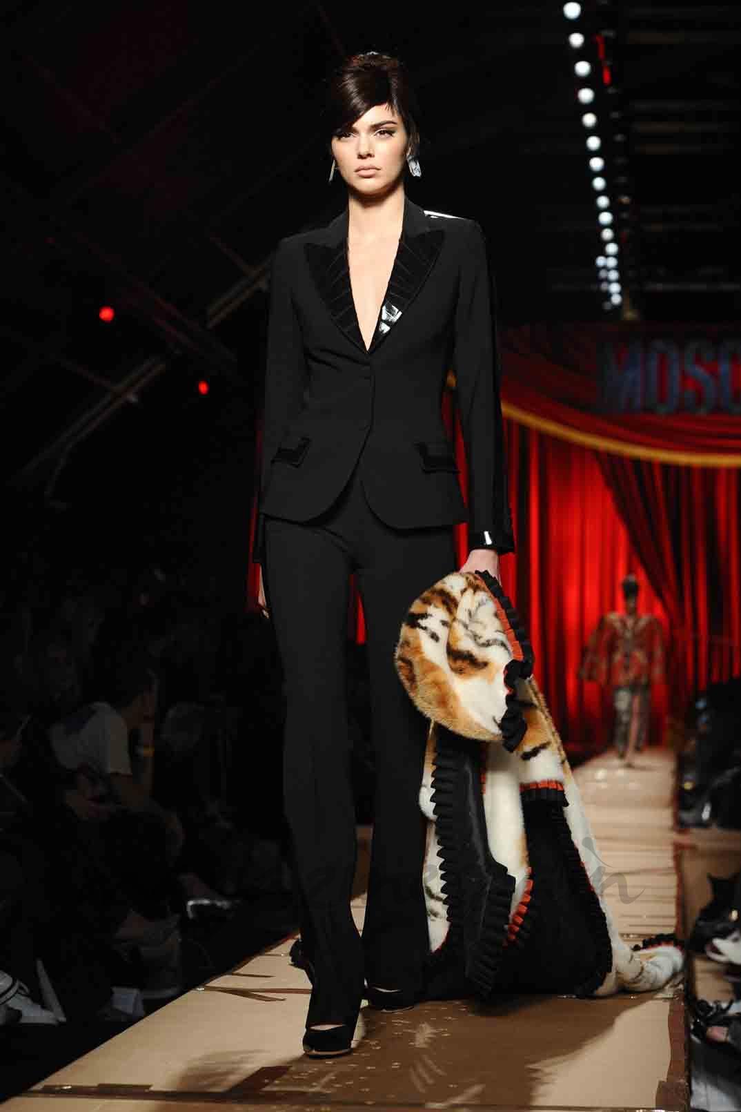 kendall jenner milan fashion week