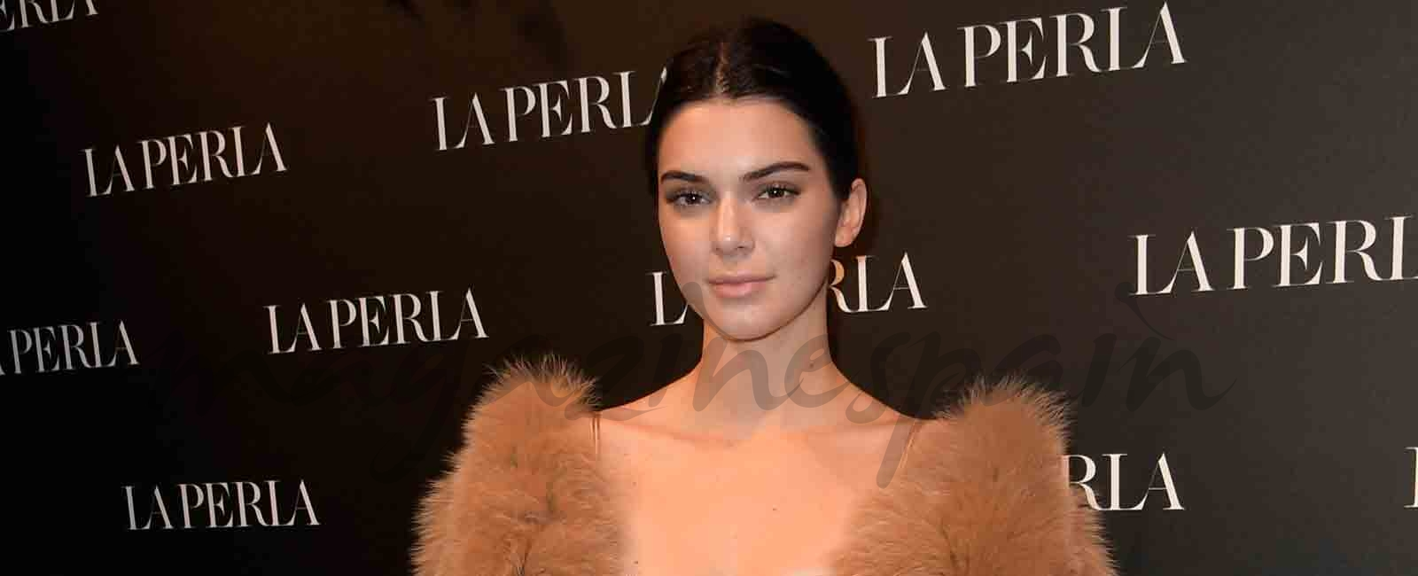 Kendall Jenner, imagen de La Perla