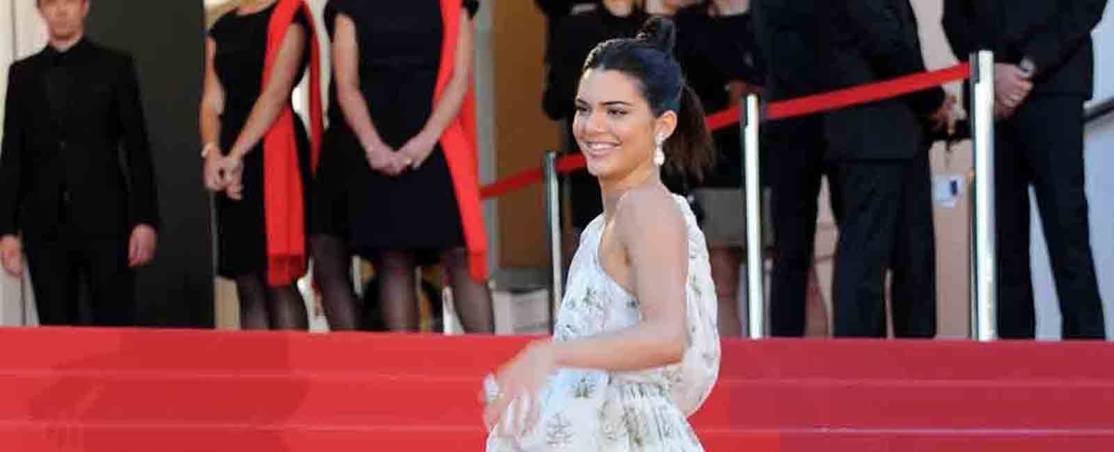 Kendall Jenner se desnuda en Instagram