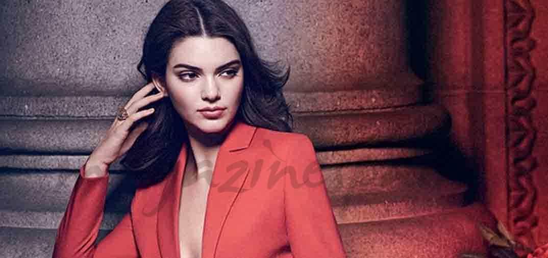 Kendall Jenner espectacular para Estée Lauder