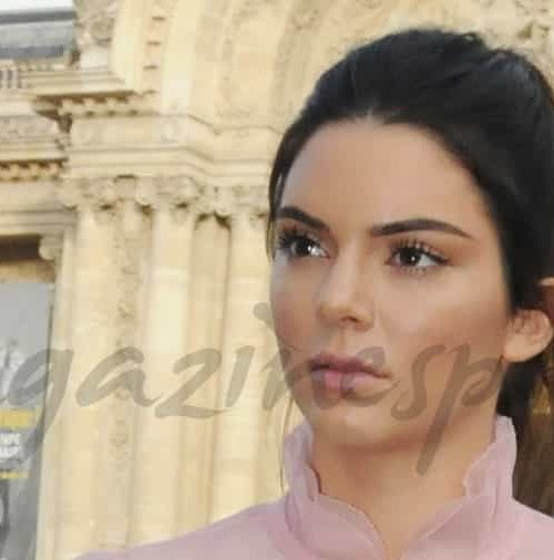 Kendall Jenner brilla en París
