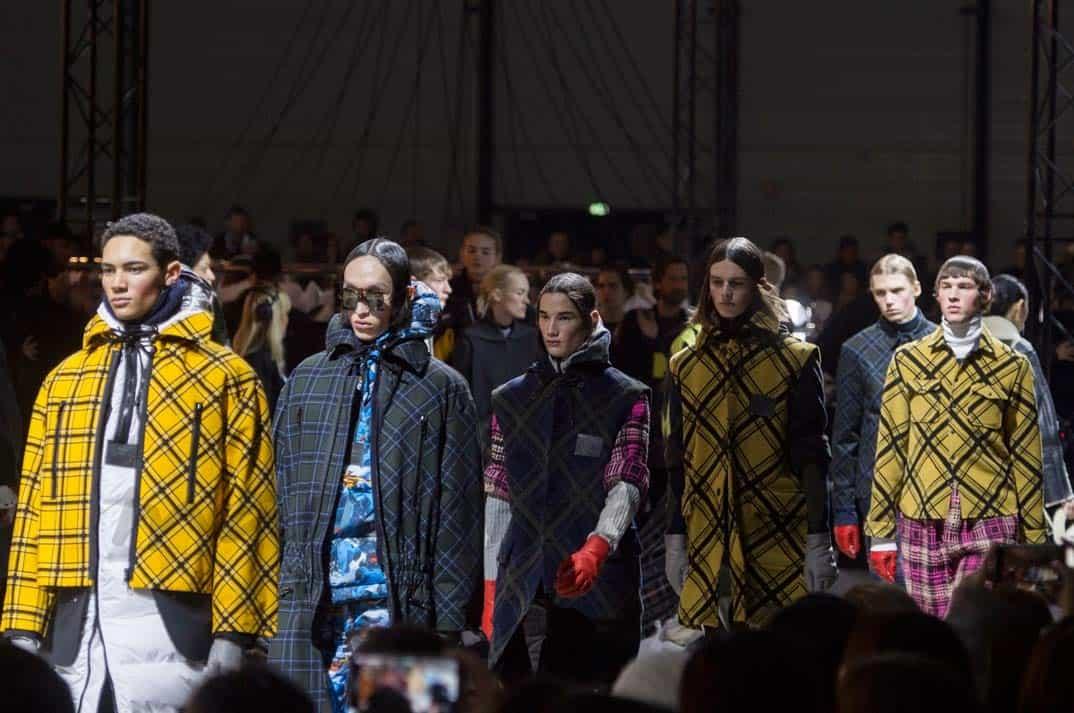 kenzo paris fashion week men otoño invierno 2017 2018