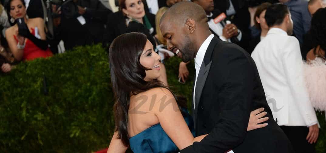 Kim Kardashian y Kayne West, esperan su segundo hijo