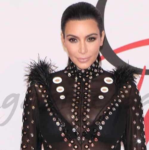 Kim Kardashian, sexy y explosiva embarazada