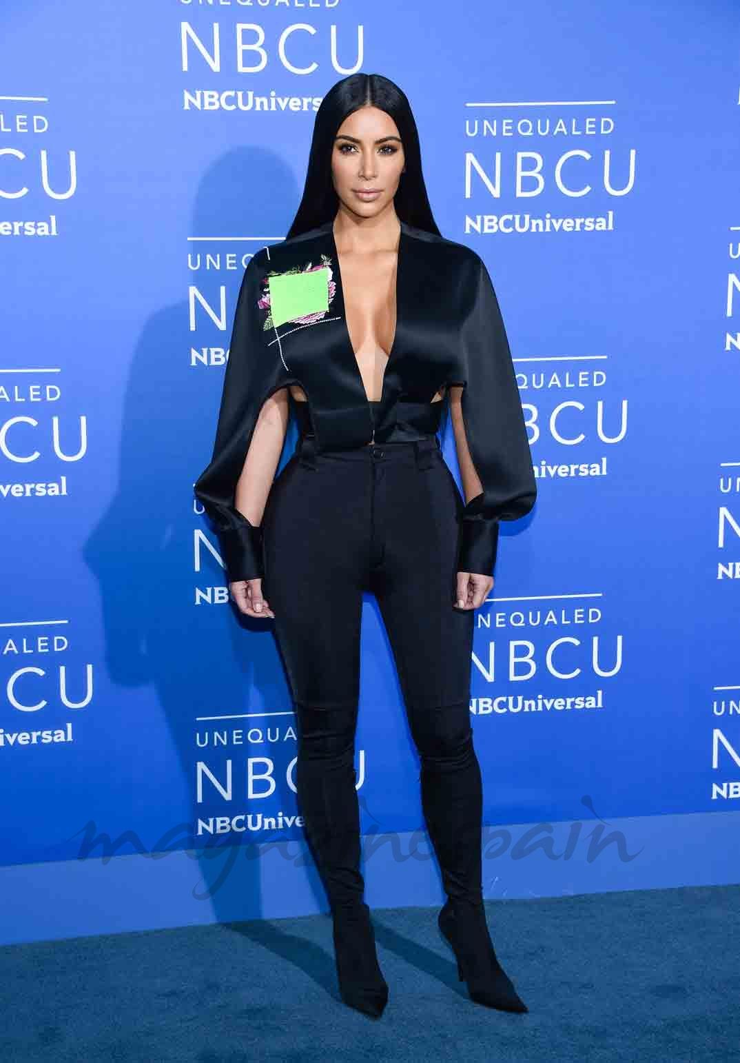 kim kardashian contrato television