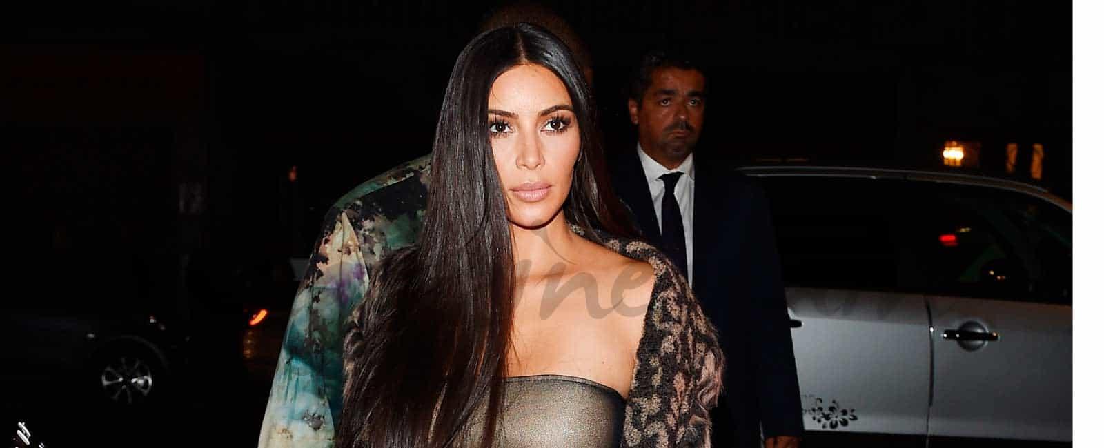 Así eran, Así son: Kim Kardashian 2008-2016